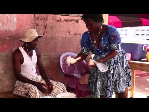 JAMESTOWN FISHERMAN - Banku Turns Soap (Azumah Blows)