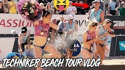 Beachvolleyball Vlog - Techniker Beach Tour Nürnberg