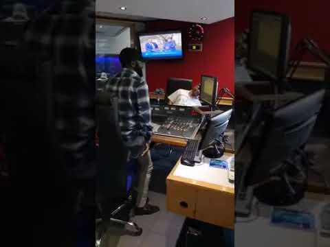 Mpho Nefale ididibala dance on Phalaphala fm