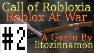 Roblox Call Of Robloxia #2 Sem tela preta hehe.