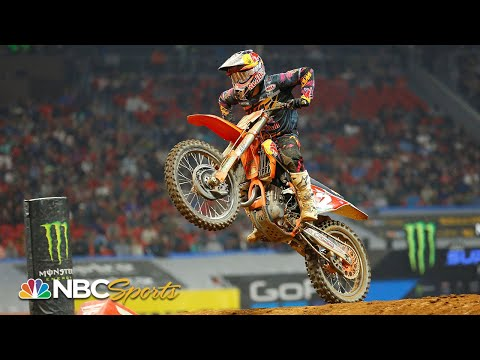 Best Of Every 2019 Monster Energy Supercross Race   Motorsports On NBC