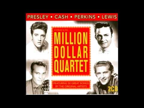 Million Dollar Quartet-I Shall Not Be Moved