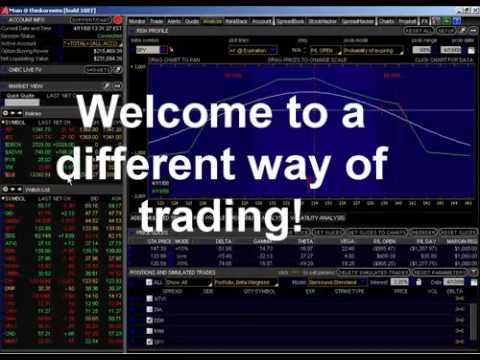 Options trading paid service
