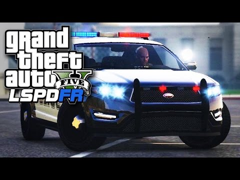 How to become a cop on GTA5 (NO MODS)