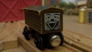 Wooden Railway Reviews - 1992-1997 Troublesome Brakevan