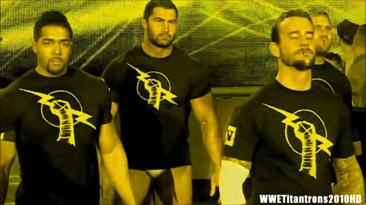 """Download WWE The New Nexus """"We Are One"""" llOfficial 2011 Titantronll (HD)"""