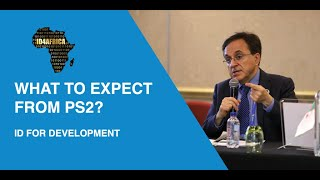 One minute with Dr. Atick: Episode 3 - What can we expect from PS2? ID for Development
