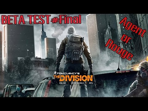 [Mi2]Tom Clancy's The Division  #Final Beta