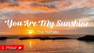 YOU ARE MY SUNSHINE  | by THE MOFFATTS  [ 1 HOUR LOOP ] nonstop