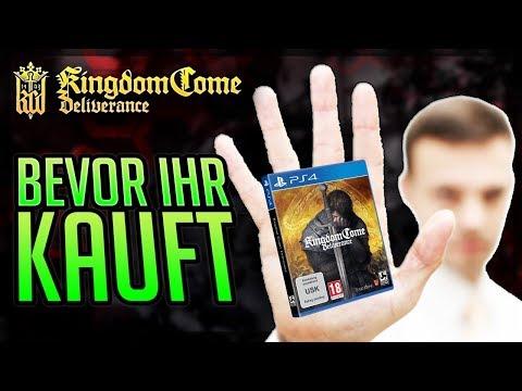 BEVOR IHR KAUFT - Kingdom Come: Deliverance Preview - Lohnt es sich? (Review soon)