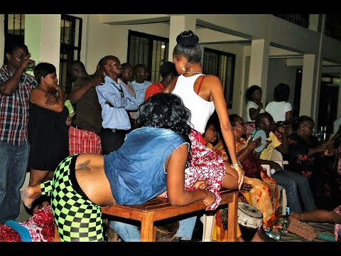 Nice African Black Girls Baikoko Style Dance