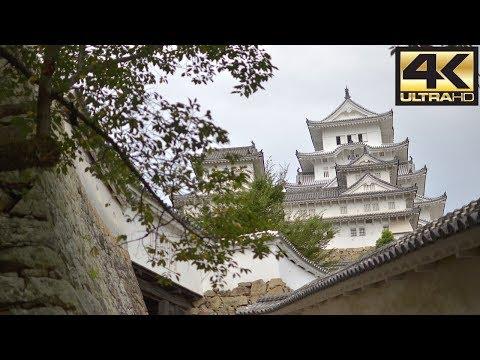 Himeji Castle 4K