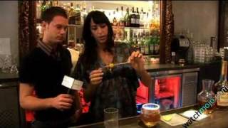 Holiday Cocktails - The Shanghai
