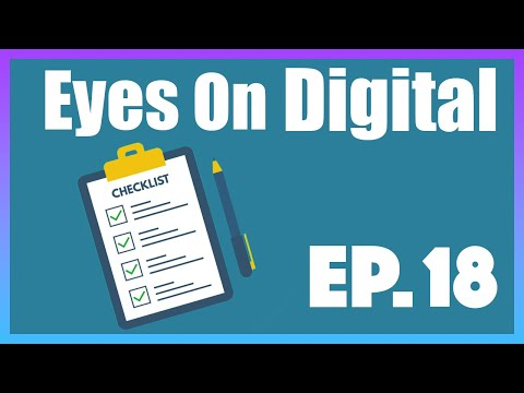 Steps To Take In Digital Marketing During A Temporary Closure | Eyes On Digital | Episode 18