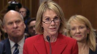 Ambassador to Canada nominee questioned at Senate hearings