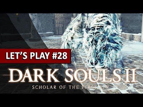 AAVA, LA BÊTE ROYALE | Dark Souls 2 - LET'S PLAY FR #28