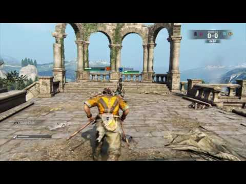 For Honor  Double Takedown