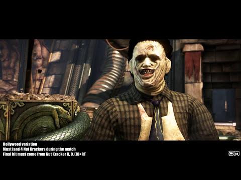 Mortal Kombat XL All Secret Finishing Moves