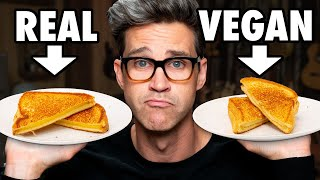 Find The Real (Non-Vegan) Grilled Cheese (GAME)