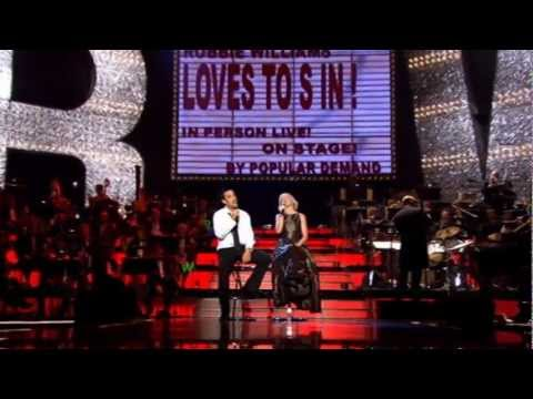 Robbie Williams - Things - Live at the Albert - HD
