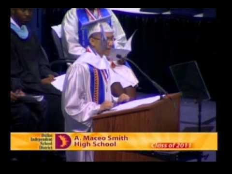 A. Maceo Smith High School (Dallas) 2011 Graduation
