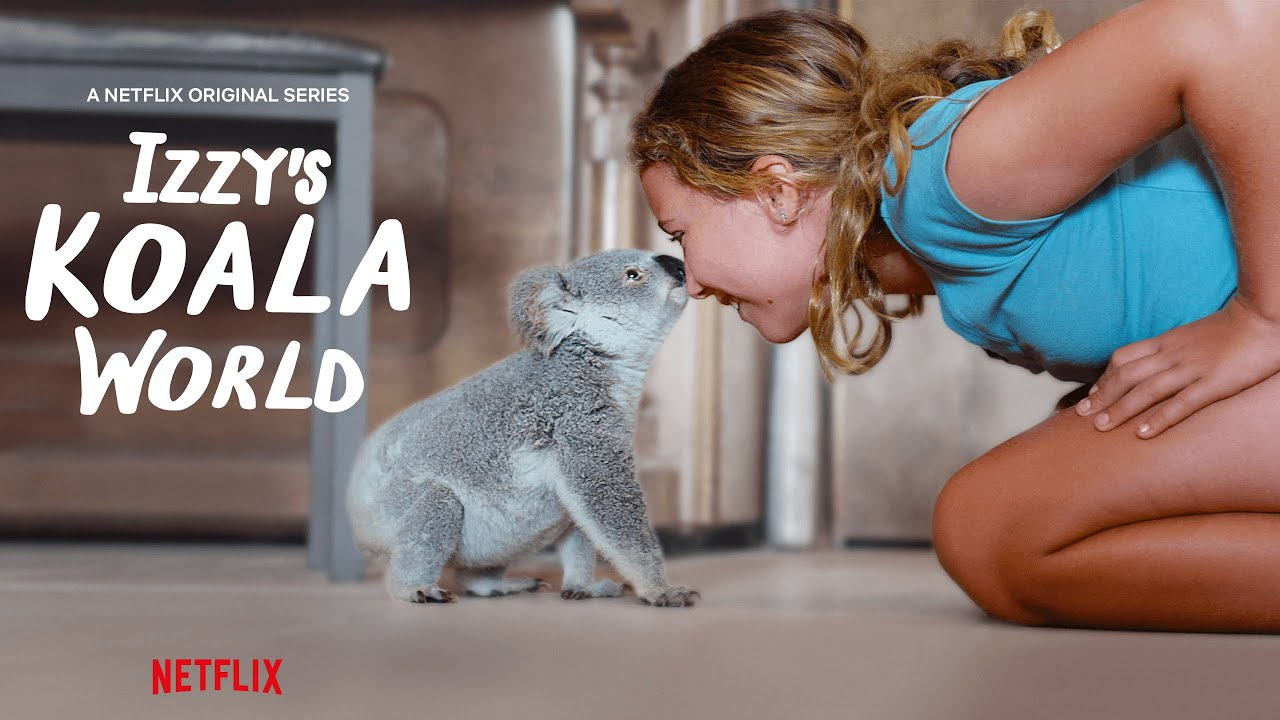 Izzy's Koala World New Series Trailer 🐨 Netflix Jr - YouTube