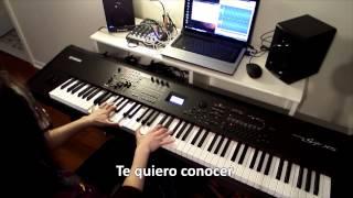 Ven, Espiritu Ven - pista instrumental de piano, karaoke