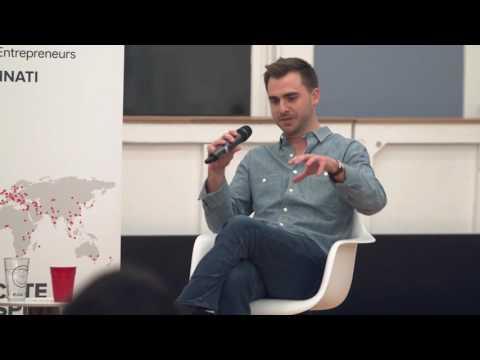 Andy Nielsen (EBTH) at Startup Grind Cincinnati