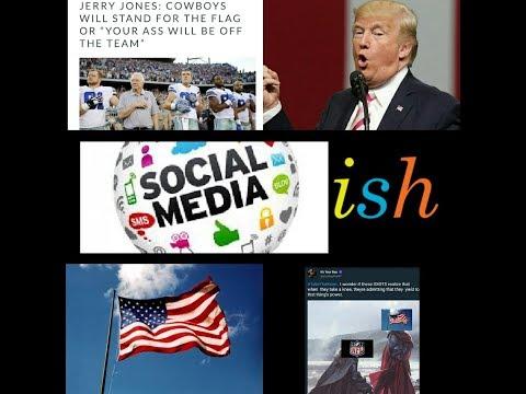 Social Media Ish Ep 4- NFL #TakeTheKnee