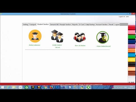 School Management Software providing company patna