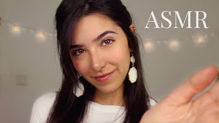 ASMR Taking Care of You 2: Personal Attention Triggers (Face brushing, Face massage, Ear brushing..
