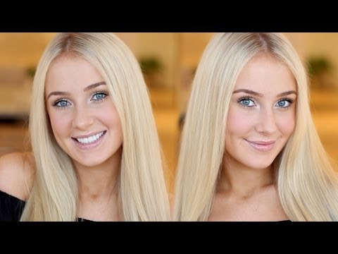 NO MAKEUP' Makeup Tutorial!