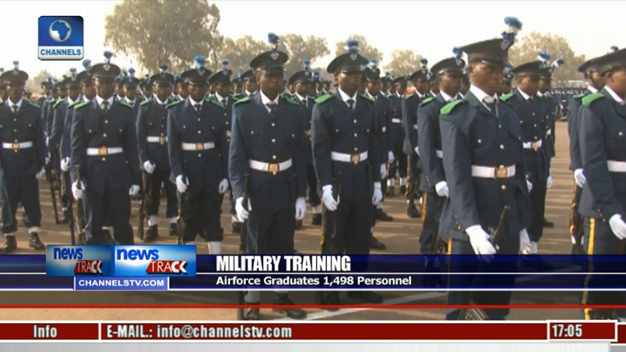 Nigerian Airforce – Channels Television