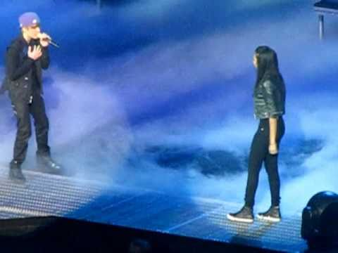 Overboard - Justin Bieber & Jasmine v san jose 10/28/10
