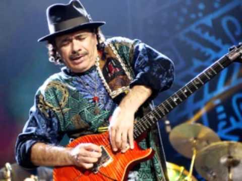 Blues - Eric Clapton & Carlos Santana - Very Rare 24 min Live Jam - Instrumental