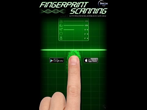 Fingerprint Scan Simulator For Pc - Download For Windows 7,10 and Mac