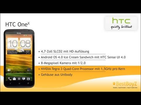 Review: HTC One X | BestBoyZ