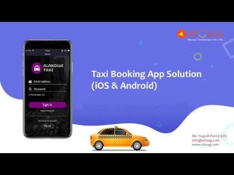 taxi app developers | uber clone app | Taxi app development