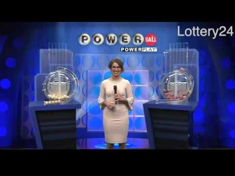 2017 07 29 Powerball Numbers and draw results