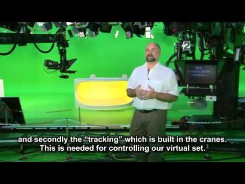 Technodolly at CBC (RTL Television) Köln