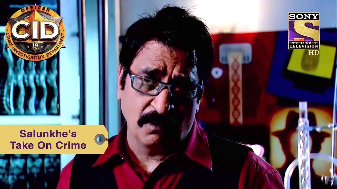 Your Favorite Character | Salunkhe's Take On Crime | CID