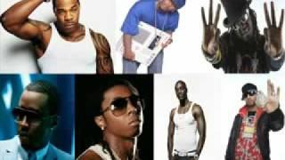 Busta Rhymes - Arab Money Remix ft. Lil Wayne Diddy Akon T-Pain Ron Browz Swizz Beatz.mpeg