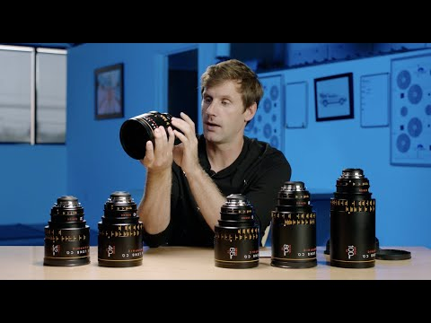 See the Atlas Anamorphics in Action - New Video