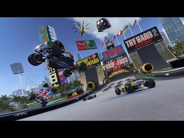 Trackmania Turbo - Présentation