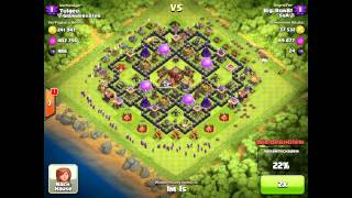 Clash of Clans Attack me/Road to Champ