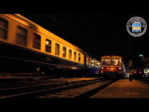 Golden Eagle Danube Express Békéscsabán