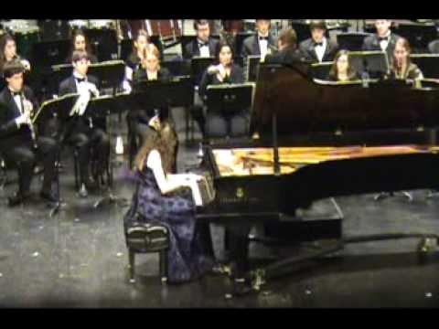 Stravinsky - Piano Concerto - Anastasia Seifetdinova (3/3)