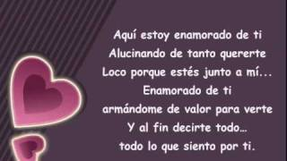 Enamorado de ti - Camilo Echeverry