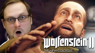 РЕПТИЛОИДЫ ► Wolfenstein II: The New Colossus #4