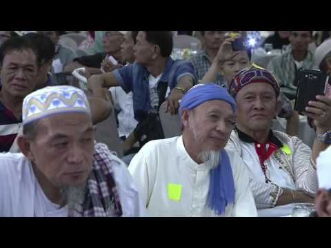 Mindanao Hariraya Eid'l Fit'r 2016 (Speech) 7/8/2016